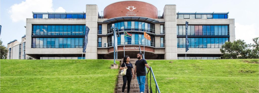 University of Johannesburg with more than 50 000 active students