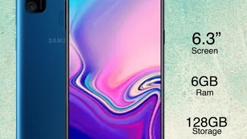 Samsung Galaxy M50 in South Africa and where to buy it