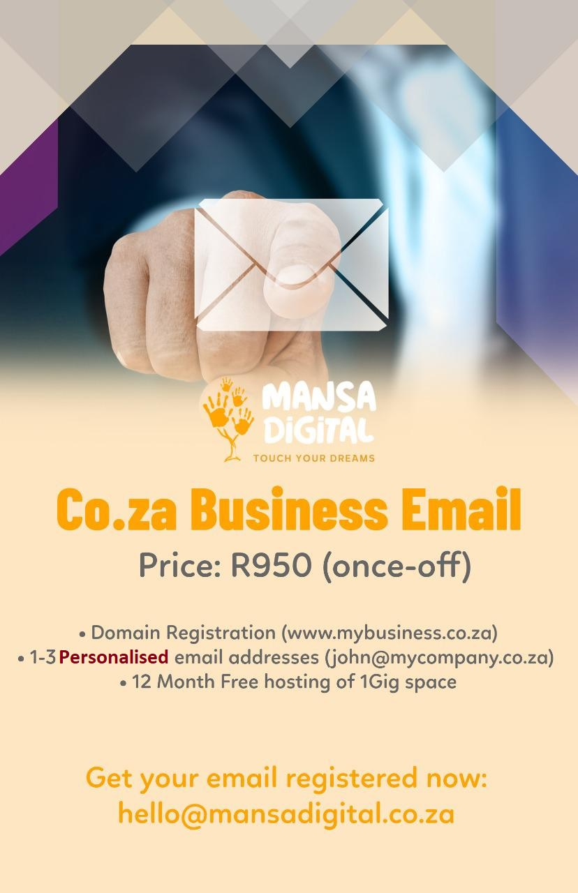 co za email address south africa